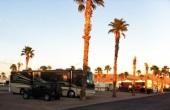From San Antonio TX, to Mesa AZ, in 2 days