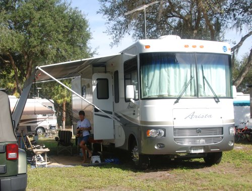 Tips for Keeping COOL in your RV
