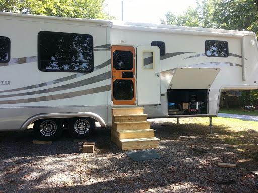 Building a HOME-BASE Campsite - Part-1