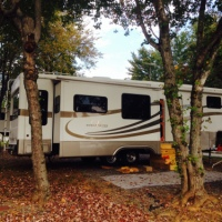 Autumn in Virginia - a Camping Trip - Day-2