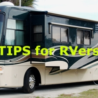RV Tip - Using your RV AC for Heat, Get a little heat boost without your Furnace.