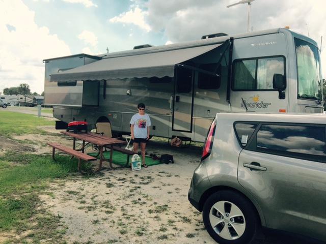 Campsite in Orlando_TT