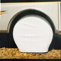 RV Tire Covers, get rid of those Bungee straps